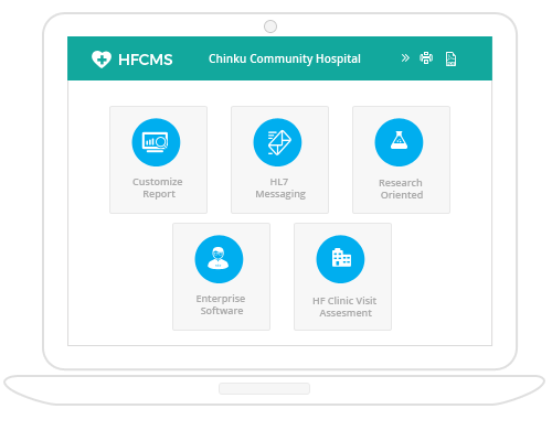Heart Function Clinic Management System(HFcMS)